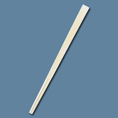割箸 エゾ天削 24cm (1ケース5000膳入) 全長240mm( キッチンブランチ )
