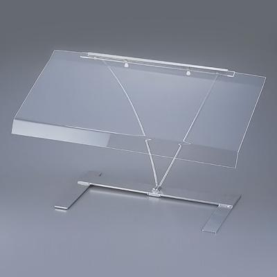 カル・ミル ポータブル ワイヤー スーニーズガード 1018 773×550×H530(343)mm( キッチンブランチ )