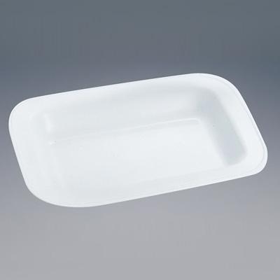 SW 角チェーフィング用 陶器 16インチ シングル用 395×285×H53mm( キッチンブランチ )