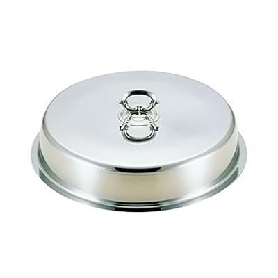 UK 18-8 ユニット丸湯煎用 カバー 16インチ( キッチンブランチ )