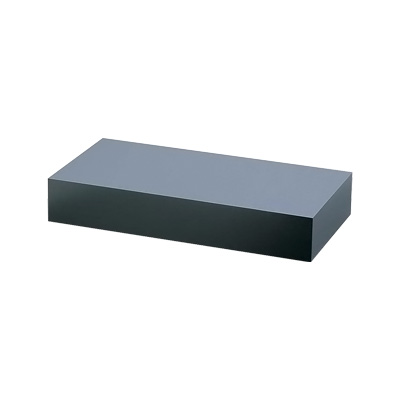 アクリル ディスプレイ BOX 大 B30-8 600×300×H100mm <黒マット>( キッチンブランチ )