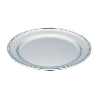 UK 18-8 B渕 丸皿 28インチ( キッチンブランチ )