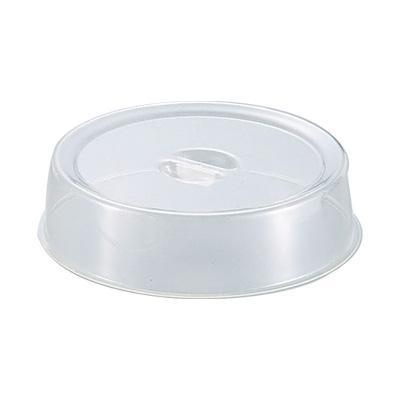 UK ポリカーボネイト製 スタッキングカバーシリーズ 丸皿カバー 16インチ用( キッチンブランチ )