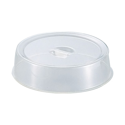 UK ポリカーボネイト製 スタッキングカバーシリーズ 丸皿カバー 18インチ用( キッチンブランチ )