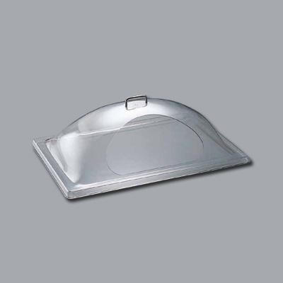 キャンブロ 角ドームカバー サイドカット DD1826SCW 680×480×H215mm( キッチンブランチ )