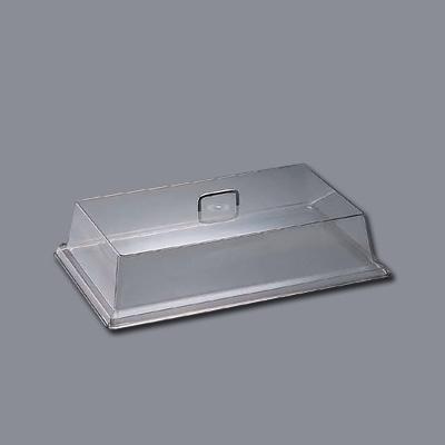 キャンブロ 角フラットカバー RD1826CW 680×475×H150mm( キッチンブランチ )