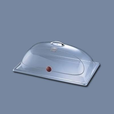 カル・ミル チェーフィングカバー サイドカット 367-12 535×335×H200mm( キッチンブランチ )