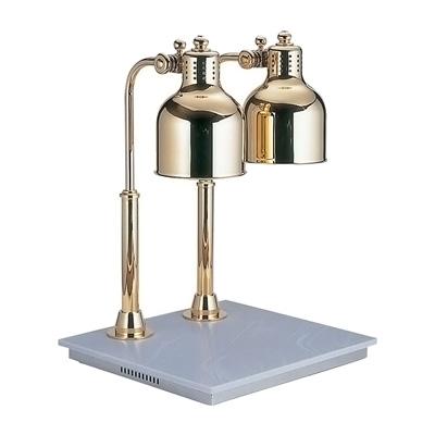 UK ヒートランプ 2灯式 調光機能なし 500×470×H670mm( キッチンブランチ )