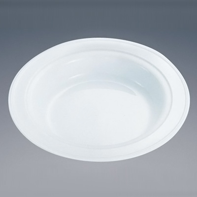 SW 丸チェーフィング用 陶器 14インチ用 φ352×H56mm( キッチンブランチ )