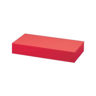 アクリル ディスプレイ BOX 大 B30-5 600×300×H100mm <朱マット>( キッチンブランチ )