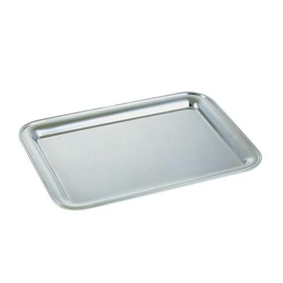 真鍮ブラスシルバー 角盆 42インチ 【 受注生産品の為 お時間を頂戴いたします 】 ( キッチンブランチ )