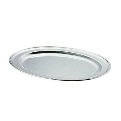 洋白3.8μ 小判皿 20インチ 【 受注生産品の為 お時間を頂戴いたします 】 ( キッチンブランチ )