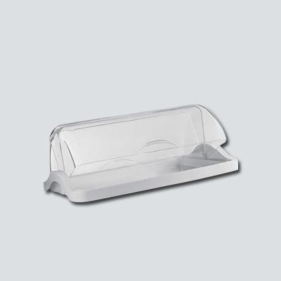 グッチーニ ダブルオープン ブレットケース 1段 1881.0011 480×330×200mm <ホワイト>( キッチンブランチ )