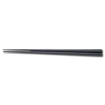 洗浄器対応塗箸(50膳入) JA-012 全長23cm <黒>( キッチンブランチ )