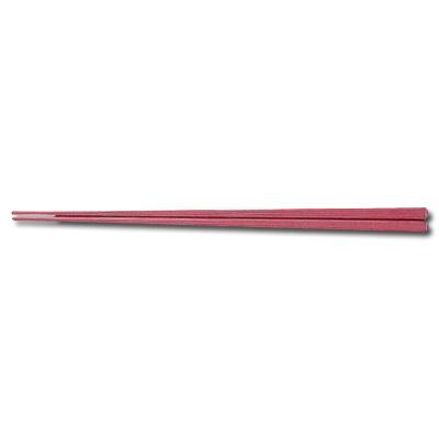 Re プラ箸 PPS(100膳入) 四角箸 18112 全長230mm <茶>( キッチンブランチ )