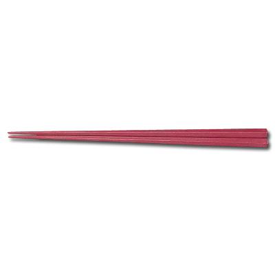 Re プラ箸 PPS(100膳入) 五角箸 18132 全長230mm <茶>( キッチンブランチ )
