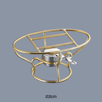 SW 小判レ・ショー 22cm(真鍮)( キッチンブランチ )