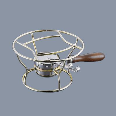 SW 手付丸レ・ショー(真鍮) 直径220×H125mm( キッチンブランチ )
