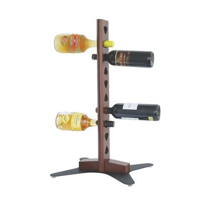 クサラ ワインボトルスタンド WBH-W02 400×350×H700mm( キッチンブランチ )