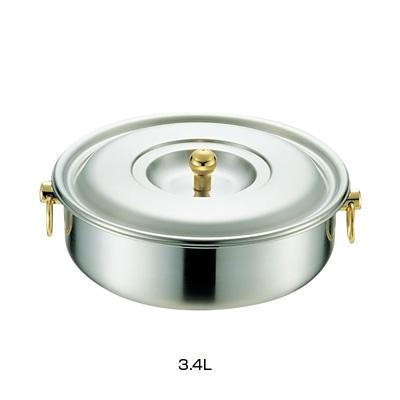 ロイヤル クラデックス しゃぶしゃぶ鍋 CQC-240 3.4L( キッチンブランチ )