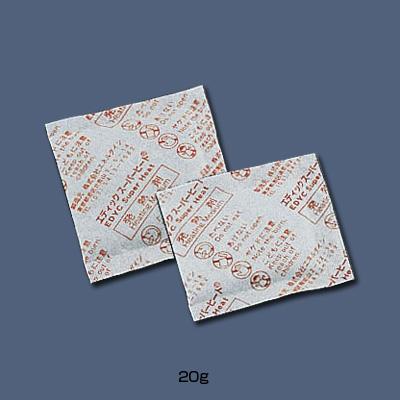 エディック スーパーヒート(バルク包装)(発熱剤) 20g(500個入 250個×2袋)( キッチンブランチ )