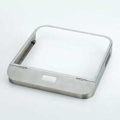 電磁調理器用 ステンレスカバー(温度表示窓付)パナソニック KZ-PH33-K 専用 320×370×H50mm( キッチンブランチ )