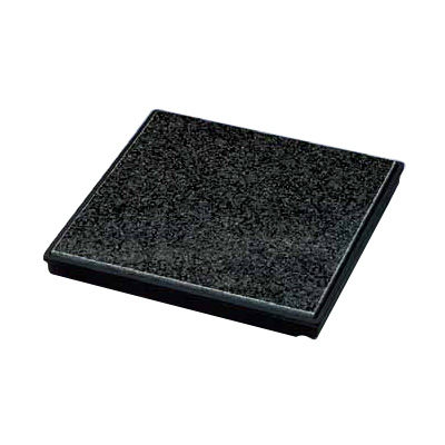 石焼調理器 五十万石(ガスコンロ専用)220×220×H12mm( キッチンブランチ )