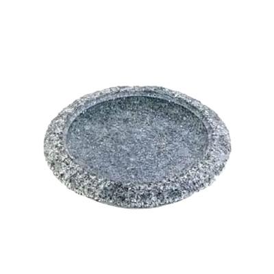 長水 石焼フリーシェイプ煮込み鍋 YS-1236 直径360×H60mm