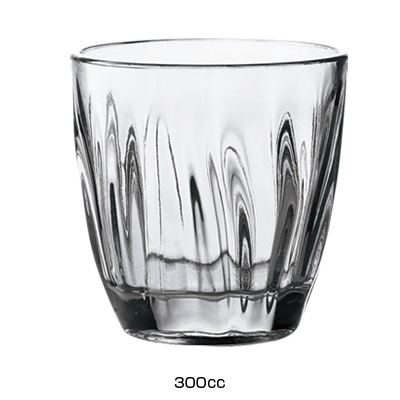 グッチーニ グラス 2496(6ヶ入)300c.c. <クリアー>( キッチンブランチ )