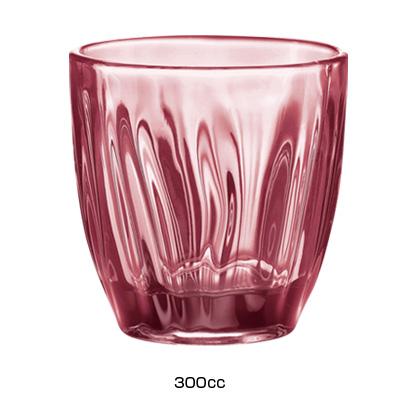 グッチーニ グラス 2496(6ヶ入)300c.c. <バイオレット>( キッチンブランチ )