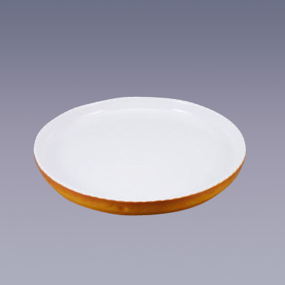 ロイヤル 丸型グラタン皿 PC300-50 直径500×H50mm <カラー>( キッチンブランチ )