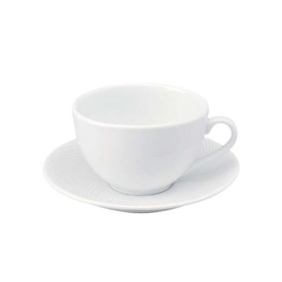 デズリエール ナラ ブレックファーストカップ&ソーサー TOP G33&SNA G(6客入) 330ml( キッチンブランチ )