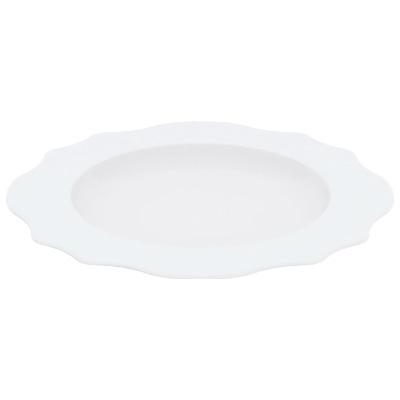 グッチーニ ディナープレート 2907.0011 セールSALE%OFF 直径270×H20mm キッチンブランチ ホワイト 大決算セール