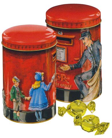 税込6,980円以上で送料無料 ギフトラッピング無料 超激得SALE チャーチル ポスト 新着セール 缶入りトフィ 輸入食品 1缶
