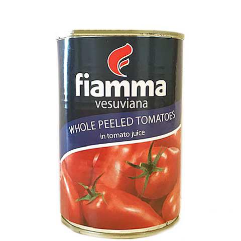 税込6,980円以上で送料無料 フィアマ 正規認証品!新規格 ホール トマト キャンペーンもお見逃しなく 輸入食品 400g 缶入り