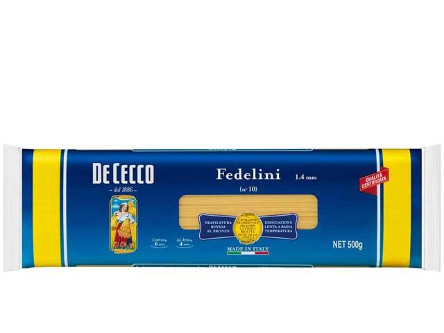 メーカー在庫限り品 税込6,980円以上で送料無料 ディチェコ フェデリーニ NO.10 ファクトリーアウトレット 輸入食品
