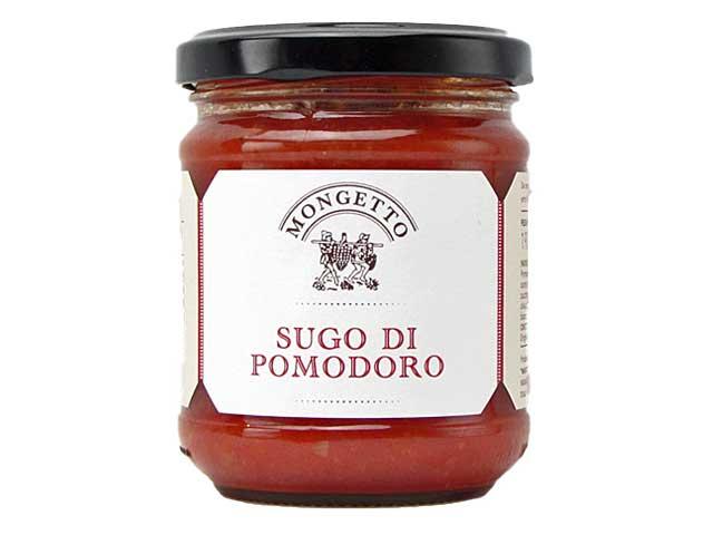 お歳暮 税込6,980円以上で送料無料 イル 定番スタイル モンジェット 輸入食品 トマトソース