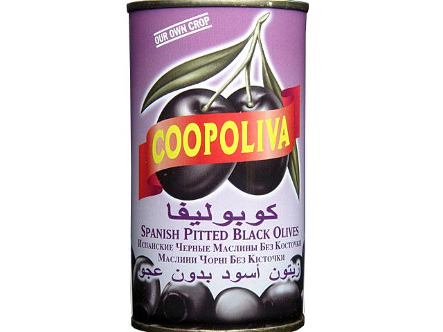 日本未発売 税込6,980円以上で送料無料 コーポリバ ブラックオリーブ 輸入食品 種抜き 上品