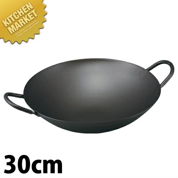 純チタン 共柄中華鍋 30cm チタン製【kmaa】