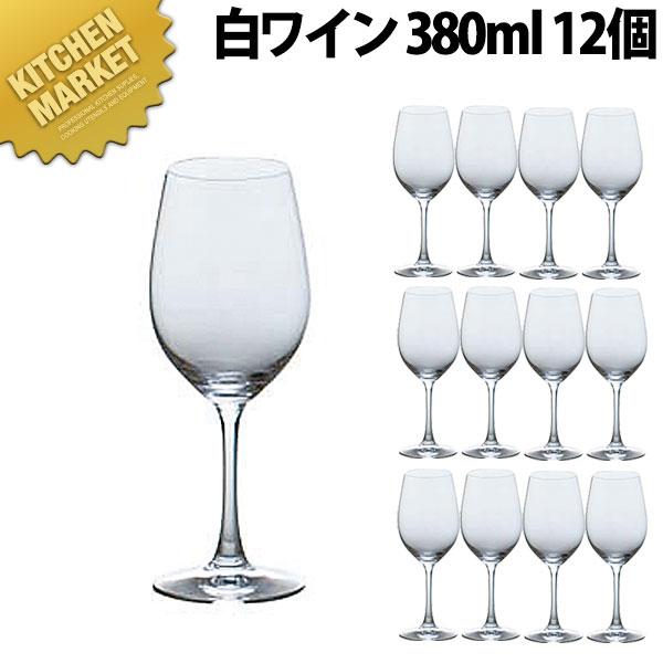 ウイニング 白ワイン 380 12ヶ入 SP-11440【運賃別途】【900】 【kmaa】ワイングラス ワイングラスセット 業務用 領収書対応可能