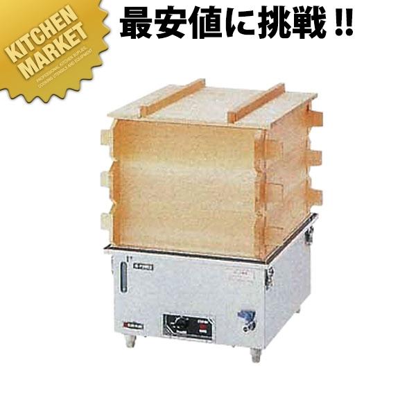 エイシン 電気蒸し器 M-22 【kmaa】