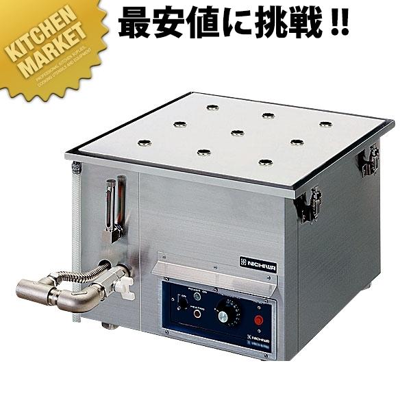 ニチワ 電気蒸し器 NESA-459-3 【kmaa】