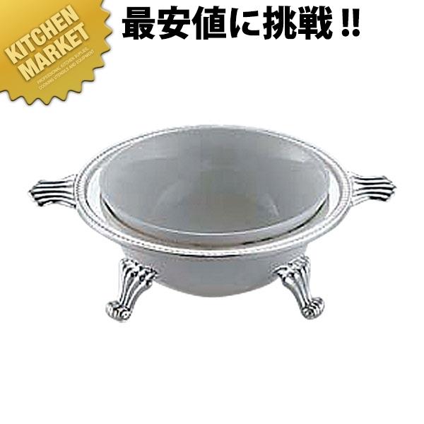 洋白 スープカップ台 一人用 シルバー 【kmaa】