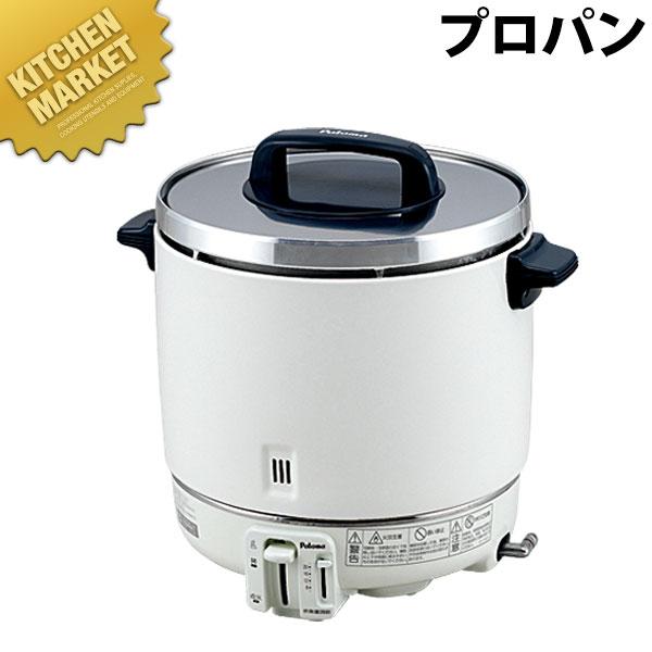 パロマ ガス炊飯器 PR-403SF LPG (プロパン)【6.7合~22.2合(1.2L~4.0L)】 業務用炊飯器 炊飯器 ガス 業務用 【kmaa】
