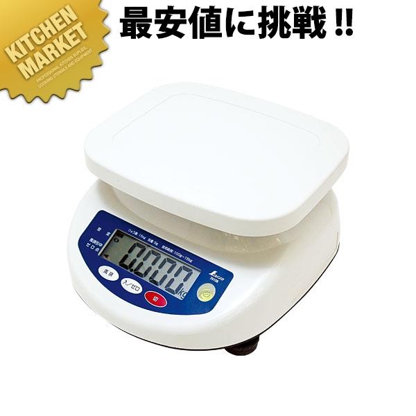 デジタル 上皿はかり 70106 15kgはかり ハカリ 計り 量り キッチン スケール キッチンスケール デジタル デジタルはかり 業務用 【kmaa】