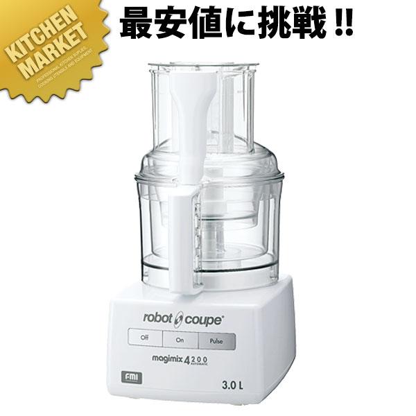ロボ・クープ フードプロセッサー マジミックス Fシリーズ 3.0L RM-4200F【kmaa】
