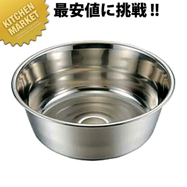 【スーパーSALE】送料無料 CLO 18-8ステンレス 料理桶(洗い桶) 60cm 【kmaa】 タライ たらい 洗い桶 ステンレス 燕三条 日本製 業務用