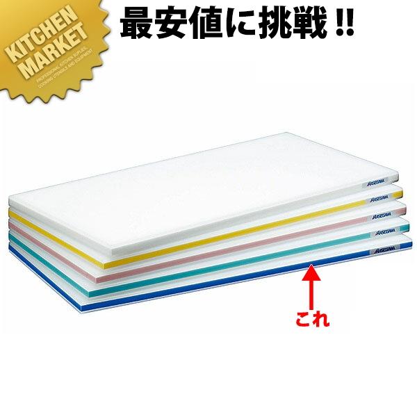 ポリエチレンかるがるまな板 標準タイプ SD 片面5mm ブルー 800×400×25mm【kmaa】