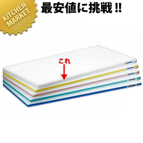ポリエチレンかるがるまな板 肉厚タイプ HD 片面10mm ホワイト 600×350×30mm【kmaa】