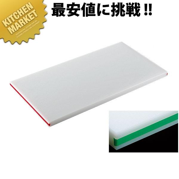 住友 スーパー耐熱まな板(カラーライン付) 30SWL緑 600×300×30mm【運賃別途】【700 B】【kmaa】 領収書対応可能